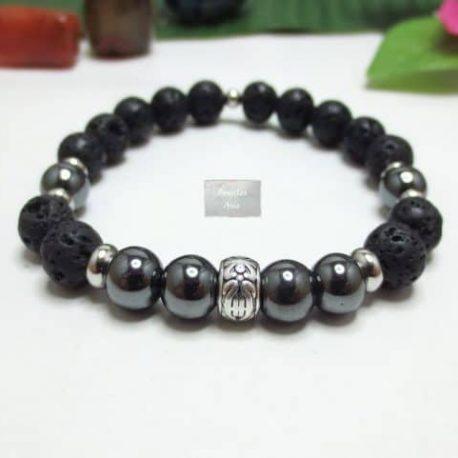 Bracelet Hématite HÔ