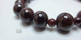 Bijoux pierres naturelles grenat