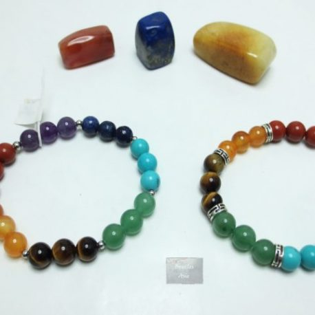 Bracelet 7 chakras All