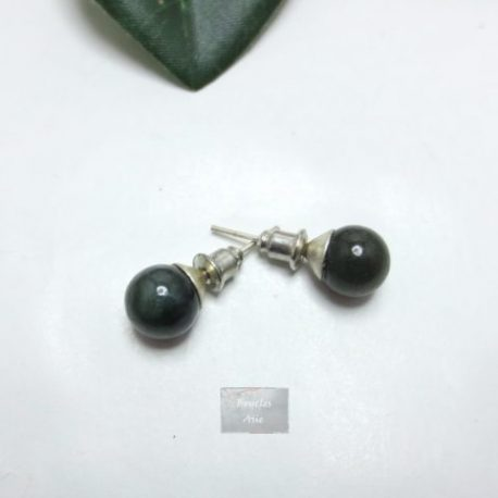 Boucles fines Jade Puce 4
