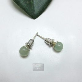 Boucles fines Jade Puce 3