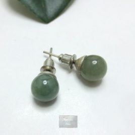 Boucles fines Jade Puce 2