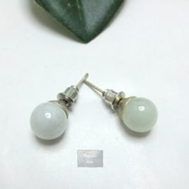 Boucles fines Jade Puce 1