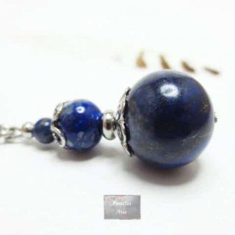 Sautoir Lapis Lazuli