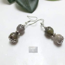 Boucles Labradorite Dobble