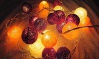 Guirlande lumineuse Seventies
